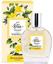Düfte, Parfümerie und Kosmetik Alvarez Gomez Fruit Tea Collection Vainilla - Eau de Toilette
