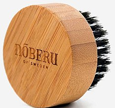 Bartbürste - Noberu Of Sweden Beard Brush — Bild N1