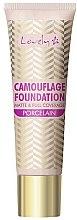 Düfte, Parfümerie und Kosmetik Foundation mit mattem Finish und hoher Deckkraft - Lovely Camouflage Foundation