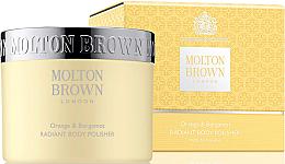 Düfte, Parfümerie und Kosmetik Molton Brown Orange & Bergamot Radiant Body Polisher - Glättendes Körperpeeling