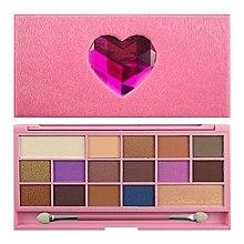 Düfte, Parfümerie und Kosmetik Lidschattenpalette - I Heart Revolution Unicorn Love Palette