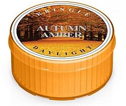 Düfte, Parfümerie und Kosmetik Duftkerze Autumn Amber - Kringle Candle Autumn Amber Daylight