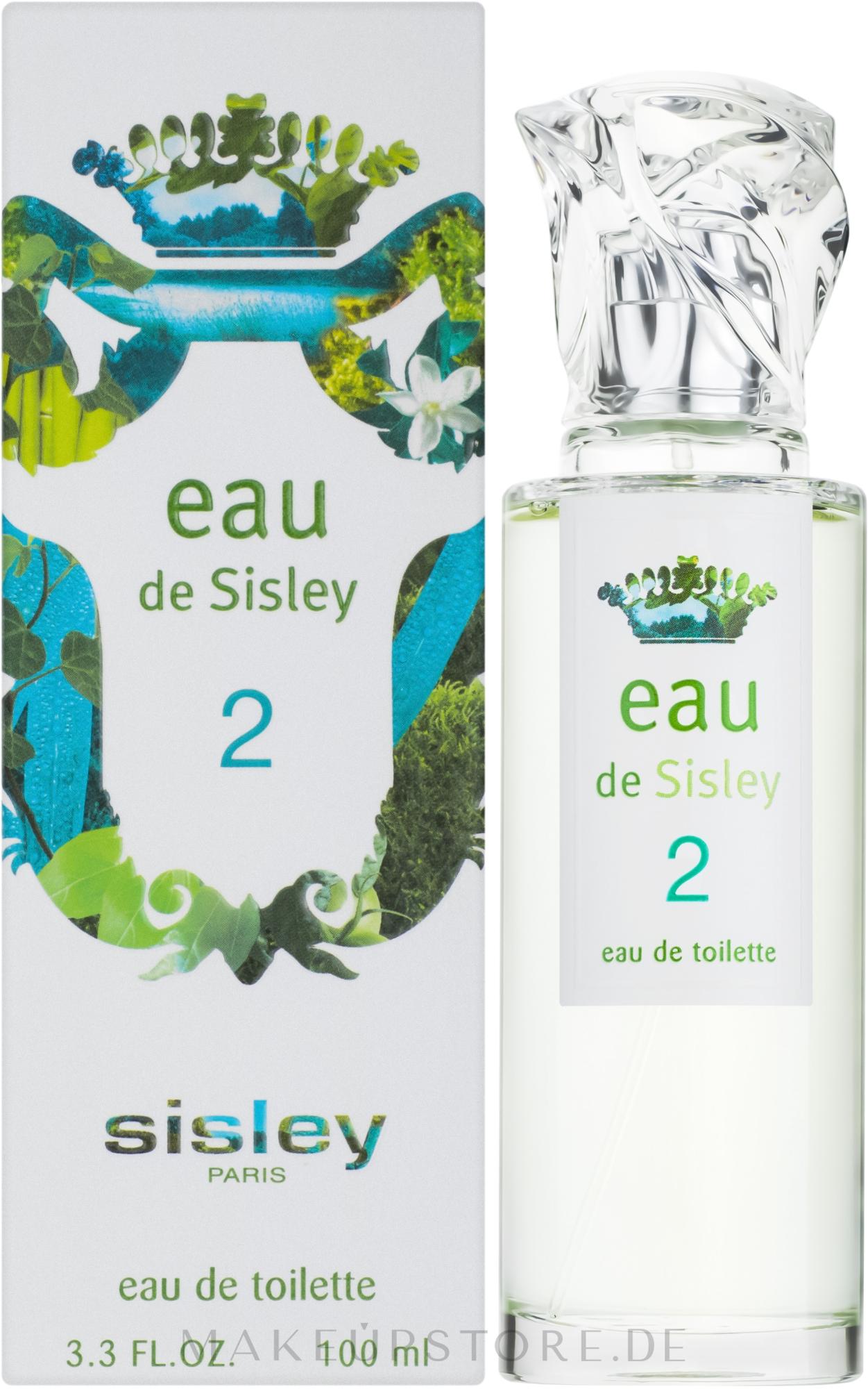 Sisley Eau de Sisley 2 - Eau de Toilette  — Bild 100 ml