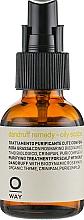 Düfte, Parfümerie und Kosmetik Anti-Schuppen Behandlung für fettige Kopfhaut - Oway Purifying Dandruff Remedy Oily Scalps