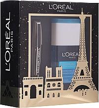 Düfte, Parfümerie und Kosmetik Make-up Set (Mascara 10.7ml + Make-up Entferner 125ml) - L'oreal Paris Make-up Set