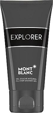 Montblanc Explorer - Duschgel für Männer — Bild N1