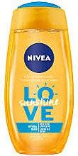 "Düfte, Parfümerie und Kosmetik Duschgel ""Sunshine Love"" - Nivea Shower Gel Sunshine Love"