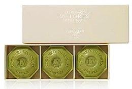 Düfte, Parfümerie und Kosmetik Lorenzo Villoresi Yerbamate - Seifen-Set (Seife/3x100g)