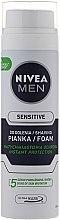 Gesichtspflegeset für Männer - Nivea Men Sensitive Elegance (Rasierschaum 200ml + After Shave Balsam 100ml + Deospray 50ml + Gesichtscreme 75ml) — Bild N6