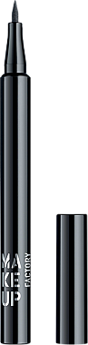 Liquid Eyeliner - Make Up Factory Full Control Liquid Liner — Bild N1