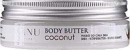 Düfte, Parfümerie und Kosmetik Pflegende Körperbutter mit Kokos - Kanu Nature Coconut Body Butter