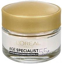 Düfte, Parfümerie und Kosmetik Augenkonturcreme - L'Oreal Paris Age Specialist Eye Wrinkle Cream 55+