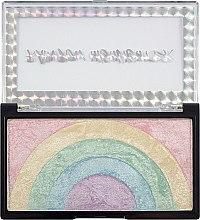 Flüssiger Highlighter - Makeup Revolution Rainbow Highlighter — Bild N1