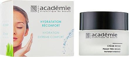 Intensiv pflegende Gesichtscreme - Academie Visage Extra Rich Cream — Bild N1