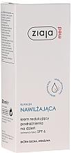 Düfte, Parfümerie und Kosmetik Tagescreme für trockene und empfindliche Haut - Ziaja Med Moisturizing Soothing Day Cream Hypoallerenic