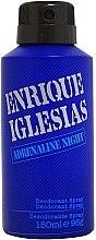 Düfte, Parfümerie und Kosmetik Enrique Iglesias Adrenaline Night - Deospray
