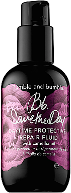 Repair-Fluid mit Kamelien- und Nachtkerzenöl für geschädigtes Haar - Bumble and Bumble Save The Day Serum — Bild N1