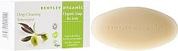 Düfte, Parfümerie und Kosmetik Tiefenreinigende Seife mit Olive, Teebaum und Eukalyptus - Bentley Organic Body Care Deep Cleansing Soap Bar