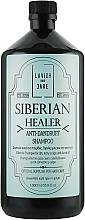 Düfte, Parfümerie und Kosmetik Anti-Schuppen Shampoo für Männer mit Minzöl und Zinksalz - Lavish Care Siberian Healer Anti-Dandruff Shampoo