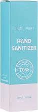 Düfte, Parfümerie und Kosmetik Antibakterielles Handgel mit 70% Ethanol - Dr. I:VERT Hand Sanitizer