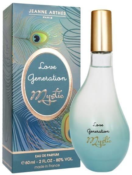 Jeanne Arthes Love Generation Mystic - Eau de Parfum — Bild N1