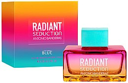 Düfte, Parfümerie und Kosmetik Antonio Banderas Radiant Seduction Blue For Women - Eau de Toilette