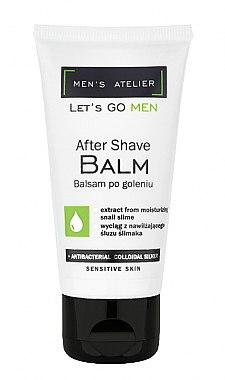 After Shave Balsam für empfindliche Haut - Hean Men's Atelier After Shave Balm — Bild N1