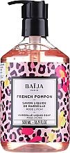 Düfte, Parfümerie und Kosmetik Marseille Flüssigseife - Baija French Pompon Marseille Liquid Soap