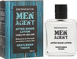 After Shave Lotion - Dermacol Men Agent After Shave Lotion Gentleman Touch — Bild N1