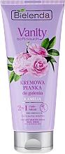 Düfte, Parfümerie und Kosmetik 2in1 Rasierschaum für Körper und Bikinizone mit Kamelienduft - Bielenda Vanity Soft Touch Kamelia
