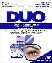 Düfte, Parfümerie und Kosmetik Wasserfester langanhaltender Wimpernkleber - Ardell Duo Quick-Set Lash Adhesive