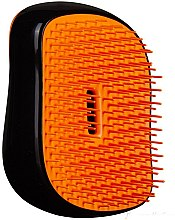 Kompakte Haarbürste - Tangle Teezer Compact Styler Neon Orange Brush — Bild N4