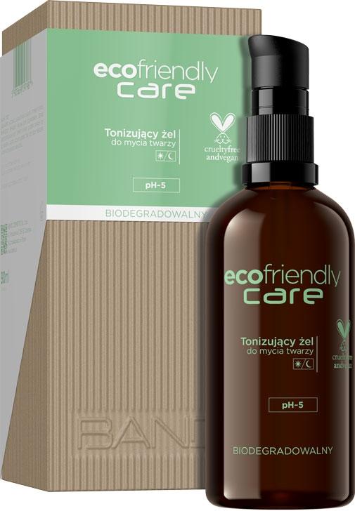 Tonisierendes Gesichtsreinigungsgel - Bandi Professional EcoFriendly Cleansing Gel — Bild N1