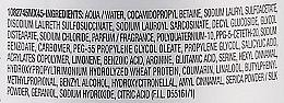 Aufbauendes Shampoo für überstrapaziertes Haar - Biolage Keratindose Pro Keratin Shampoo — Bild N5