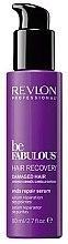 Düfte, Parfümerie und Kosmetik Regenerierendes Serum für Haarenden - Revlon Professional Be Fabulous Hair Recovery