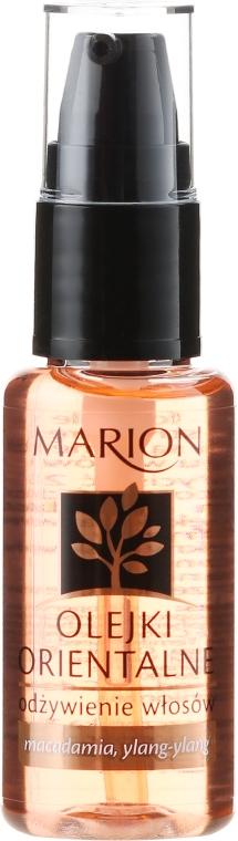Nährendes Haaröl mit Macadamia und Ylang-Ylang - Marion Regeneration Oriental Oil