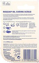 Lippenpeeling mit Hagebuttenöl und Vitamin E - Nivea Caring Scrub Super Soft Lips Rosehip Oil + Vitamin E — Bild N2