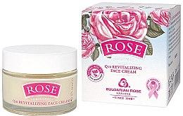 Düfte, Parfümerie und Kosmetik Revitalisierende Gesichtscreme mit Q10 - Bulgarian Rose