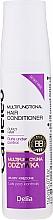 Düfte, Parfümerie und Kosmetik Nährender Conditioner für lockiges Haar mit Arganöl - Delia Cameleo Liquid Keratin Curly Hair