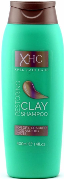 Shampoo für trockenes Haar - Xpel Marketing Ltd XHC Hair Care Restore Clay Shampoo — Bild N1