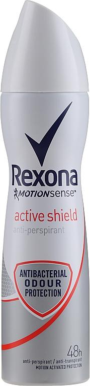 "Deospray Antitranspirant ""Active Shield"" - Rexona Deodorant Spray — Bild N2"