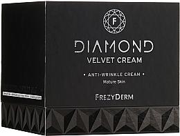 Düfte, Parfümerie und Kosmetik Anti-Falten Gesichtscreme für reife Haut - Frezyderm Diamond Velvet Anti-Wrinkle Cream For Ripe Skin