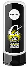 Düfte, Parfümerie und Kosmetik Regenerierende Handcreme Alpha Air für Herren - Silcare Alpha Hand Cream For Men Air