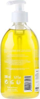 Flüssige Seife mit Lorbeeröl - Naturado Alep Liquid Soap With Laurel — Bild N2