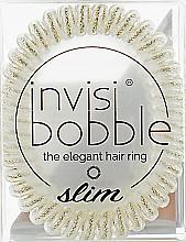 Düfte, Parfümerie und Kosmetik Spiral-Haargummi Stay Gold - Invisibobble Slim Stay Gold