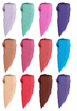 Lippenstift Set - Nyx Professional Makeup Whipped Wonderland Soft Matte Metallic Lip Cream Set — Bild N3