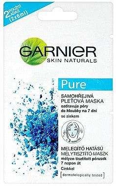 Gesichtsmaske - Garnier Skin Naturals Pure Mask — Bild N1
