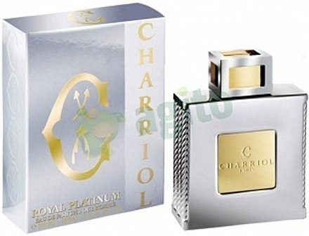 Charriol Royal Platinum - Eau de Parfum — Bild N1