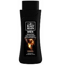 Düfte, Parfümerie und Kosmetik Hypoallergenes Anti-Schuppen Shampoo mit Hopfenextrakt - Bialy Jelen Hypoallergenic Shampoo For Men