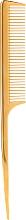 Düfte, Parfümerie und Kosmetik Professioneller Stylingkamm 14 Karat Gold - Balmain Paris Hair Couture Golden Tail Comb